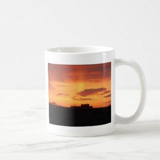 日没 コーヒーマグカップ