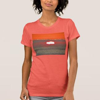 日没-ポルトガル Tシャツ