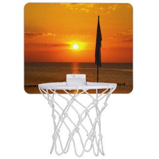 日没 ミニバスケットボールゴール