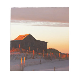 日没- 1の家 ノートパッド