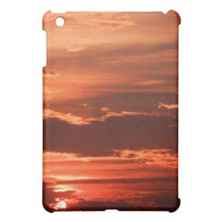日没@ Captiva iPad Mini カバー