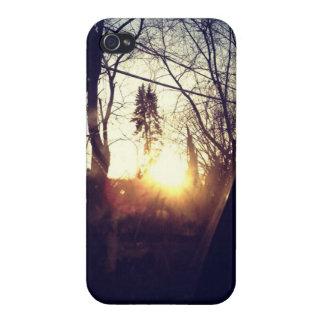日没 iPhone 4 カバー