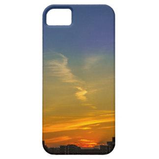 日没 iPhone SE/5/5s ケース