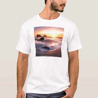 日没Bandonオレゴン Tシャツ