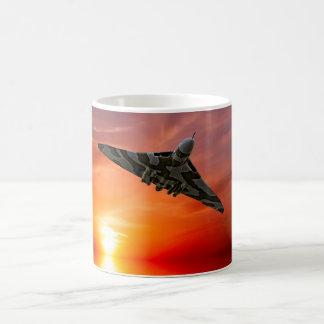 日没Vulcan コーヒーマグカップ