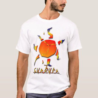 日焼け Tシャツ