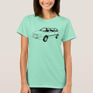 日産ミクロンK10のTシャツ Tシャツ