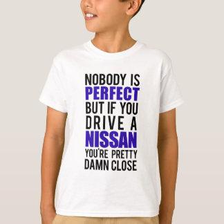 日産車 Tシャツ
