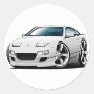 日産300ZXの白車 ラウンドシール