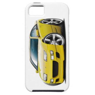 日産300ZXの黄色い車 iPhone SE/5/5s ケース