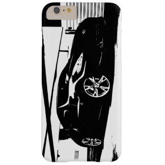 日産370Zの側面の打撃 BARELY THERE iPhone 6 PLUS ケース