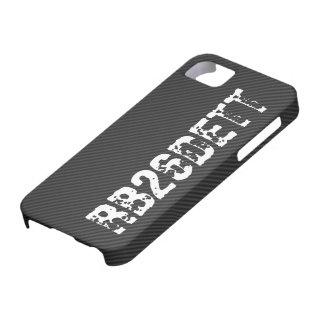 日産・スカイラインGTR RB26DETTエンジンコード iPhone SE/5/5s ケース