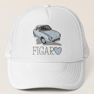 日産・フィガロの淡い色のな水 キャップ