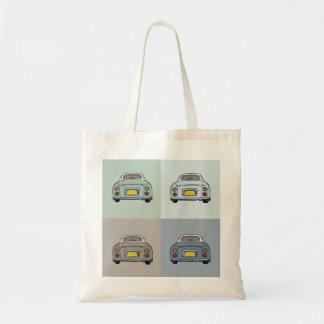 日産・フィガロ車のオリジナル4季節のトートバック トートバッグ