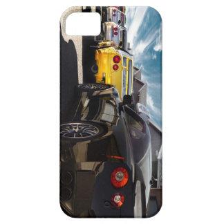 日産GTR家族R32 R33 R34 R35およびHakosuka iPhone SE/5/5s ケース