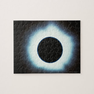 日食 ジグソーパズル