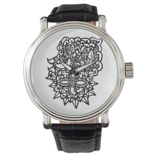日食- Batara Kala 腕時計