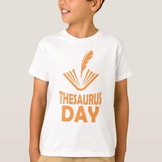 日1月18日-辞典 Tシャツ