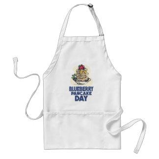 日1月28日-ブルーベリーのパンケーキ スタンダードエプロン