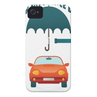 日2月第1 -自動車保険 Case-Mate iPhone 4 ケース