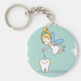 日2月第28 -歯の妖精 キーホルダー