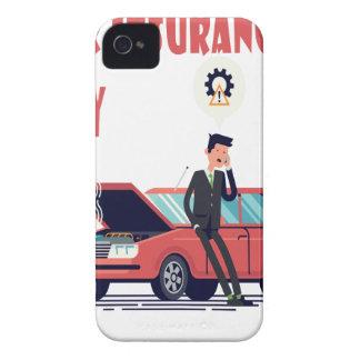 日2月1日-自動車保険 Case-Mate iPhone 4 ケース