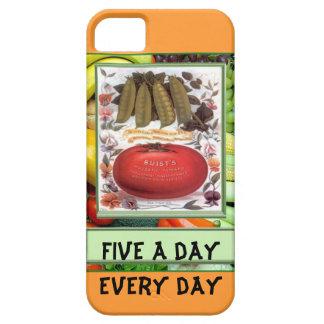 日5、毎日 iPhone SE/5/5s ケース
