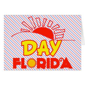 日、フロリダ カード