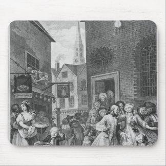 日、正午1738年の時 マウスパッド
