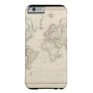 旧世界の地図2 BARELY THERE iPhone 6 ケース