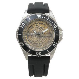 旧式なアストロラーベ2 腕時計