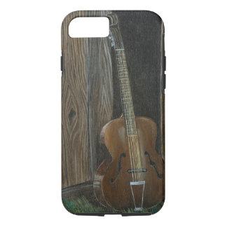 旧式なギター iPhone 8/7ケース