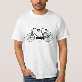 旧式なタンデム Tシャツ