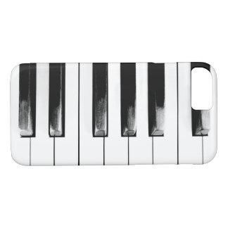 旧式なピアノ鍵 iPhone 8/7ケース