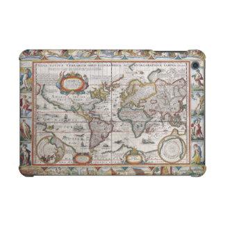 旧式な世界地図のカスタムのケース iPad MINI RETINAケース