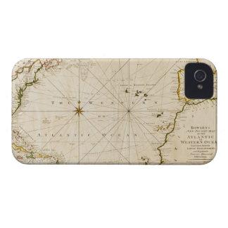 旧式な世界地図 Case-Mate iPhone 4 ケース