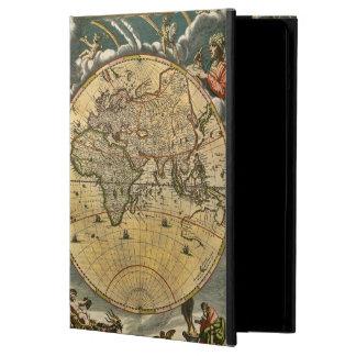 旧式な世界地図J. Blaeu 1664年 iPad Airケース
