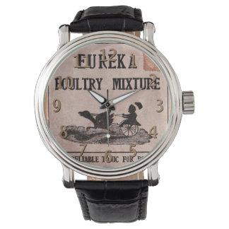 旧式な供給の小さなかん 腕時計