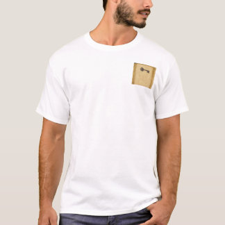 旧式な合い鍵 Tシャツ