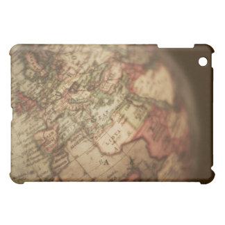 旧式な地球3のクローズアップ iPad MINI CASE