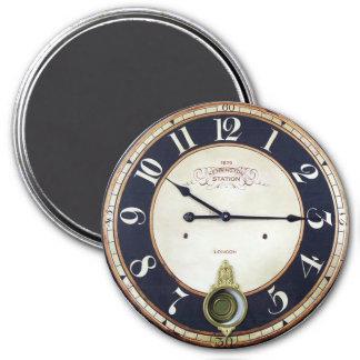 旧式な壊中時計 マグネット
