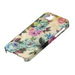 旧式な花の穹窖のiPhone 5 Case-Mate iPhone 5 ケース