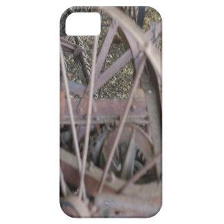 旧式な農場用具 iPhone SE/5/5s ケース