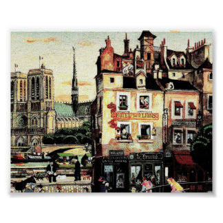 旧式な都市 ポスター