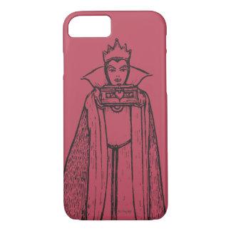 旧式な雪の白|の女王 iPhone 8/7ケース