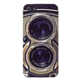 旧式のカメラ iPhone SE/5/5sケース
