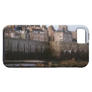 旧式の建築、ブリッタニー、フランス iPhone SE/5/5s ケース