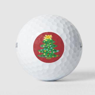 旧式の木 ゴルフボール
