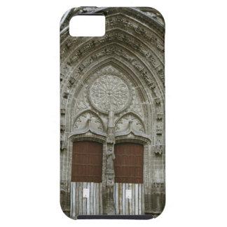 旧式の華美なアーチ道の入口 iPhone SE/5/5s ケース