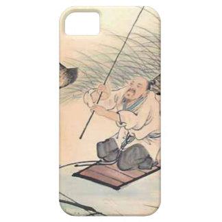 旧正月、中国のな漁師 iPhone SE/5/5s ケース